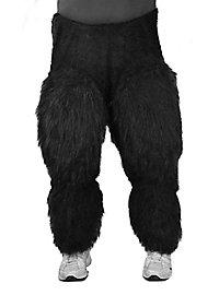 Monkey legs black