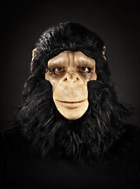 Monkey Mask Made of Latex