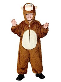 Monkey Onesie for Kids