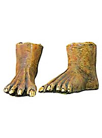 Monster Feet braun