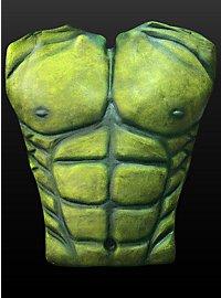 Monster-Oberkörper aus Latex