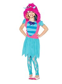 Monster pink Kids Costume