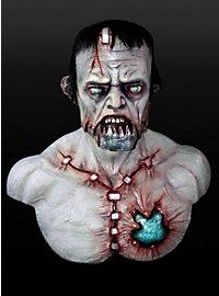 Monstre Frankenstein luxe Masque en latex