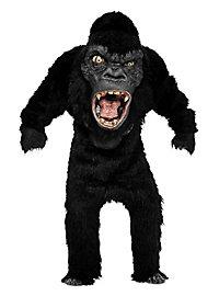 Monstre gorille version luxe Déguisement