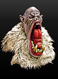 Monstrum Maske aus Latex