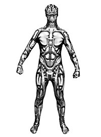 Morphsuit Android Full Body Costume
