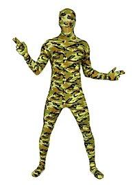Morphsuit Commando Ganzkörperkostüm
