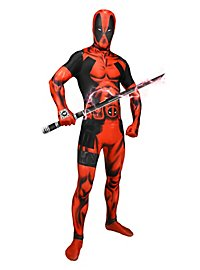 Morphsuit Digital Deadpool Full Body Costume