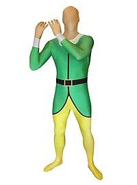 Morphsuit Elf Full Body Costume