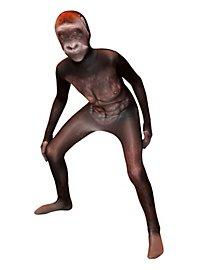 Morphsuit Gorilla Full Body Costume