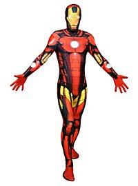 Morphsuit Iron Man Ganzkörperkostüm