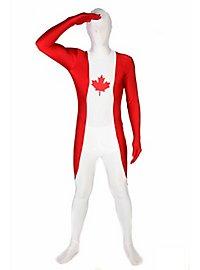 Morphsuit Kanada Ganzkörperkostüm
