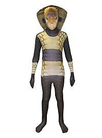 Morphsuit Kids King Cobra Full Body Costume
