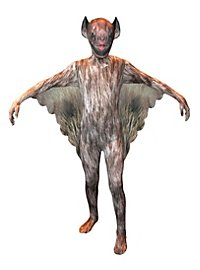 Morphsuit Kids Vampire Bat Full Body Costume