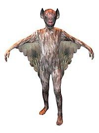 Morphsuit Kinder Fledermaus Ganzkörperkostüm