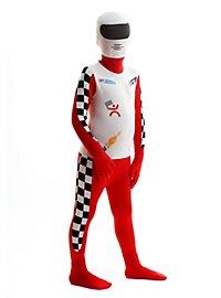 Morphsuit Kinder Racer Ganzkörperkostüm
