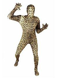 Morphsuit Leopard Ganzkörperkostüm