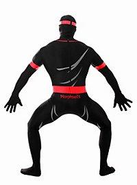 Morphsuit Ninja Ganzkörperkostüm