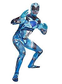 Morphsuit Power Rangers Movie blue full body costume