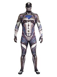 Morphsuit Power Rangers Movie schwarz Ganzkörperkostüm
