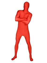 Morphsuit rot Ganzkörperkostüm
