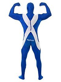Morphsuit Schottland Ganzkörperkostüm