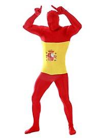 Morphsuit Spain Full Body Costume