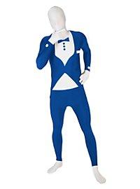 Morphsuit Tuxedo blue Full Body Costume