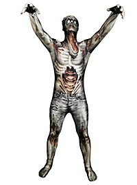 Morphsuit Undead Full Body Costume