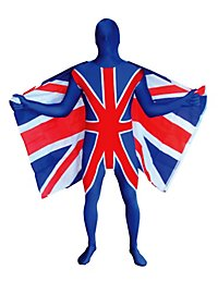 Morphsuit Union Jack Full Body Costume