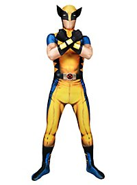 Morphsuit Wolverine Full Body Costume
