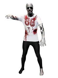 Morphsuit Zombie Quarterback Full Body Costume