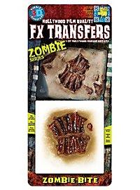 Morsure de zombie 3D FX Transfers