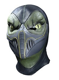 Mortal Kombat Reptile Latex Full Mask