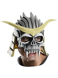 Mortal Kombat Shao Khan Maske aus Latex