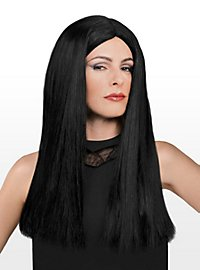 Morticia Addams Wig