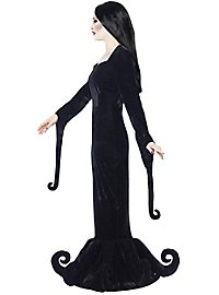 Morticia Cartoon Kostüm
