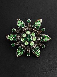 Moschatel Flower Brooch antique