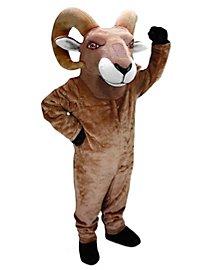 Mouflon du Canada Mascotte