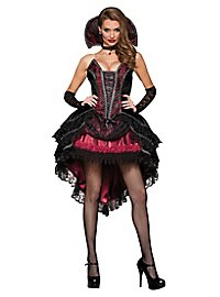 Moulin Rouge Vampiress Costume