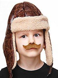 Moustache Schnurrbart für Kinder