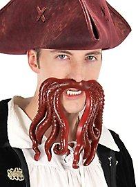 Moustache tentacules