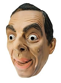 Mr. Bean Maske aus Latex