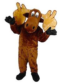 Mr. Moose Mascot