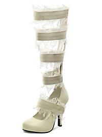 Mummy Costume Heels