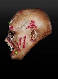Mummy Kids Mask ivory Made of Latex