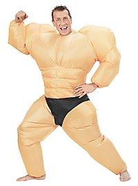 Muskelprotz Aufblasbares Kostüm