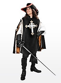 Musketeer Tabard black