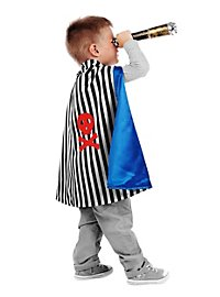 Musketeer/Pirate Reversible Cape for Kids