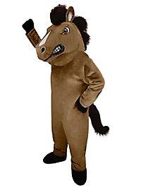 Mustang Maskottchen